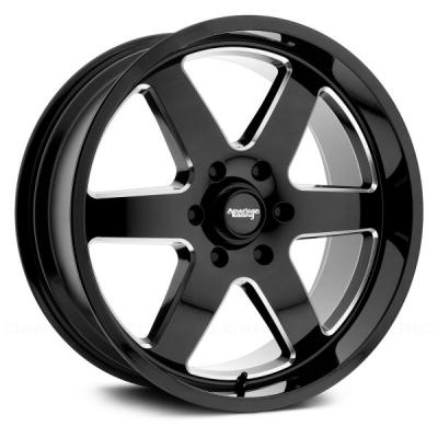 AR926 (AR9263) GLOSS BLACK MILLED