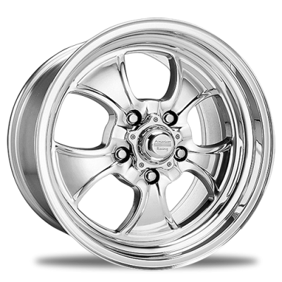 VN450 HOPSTER TWO-PIECE POLISHED
