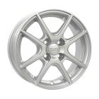 Anzio SPLIT 5.50X14 4X100 ET35.0 NB63.3 Zilver