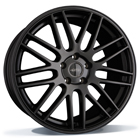 ASA Wheels GT1 8.50X19 5X112 ET35.0 NB72.5 zwart mat gelakt