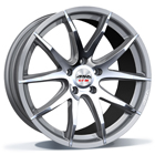 ASA Wheels GT3 9.50X19 5X112 ET35.0 NB72.5 zilver / front gepolijst