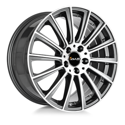 AC-M07 ANTHRACITE POLISHED