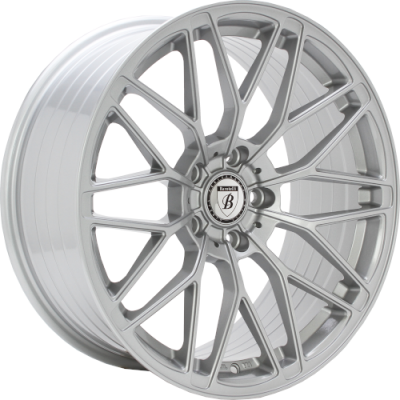 ST-8 R FLOW FORGED SILVER