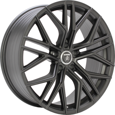 ST-9 F FLOW FORGED MATT ANTHRACITE