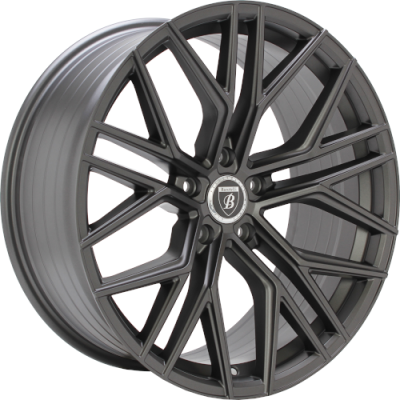 ST-9 R FLOW FORGED MATT ANTHRACITE