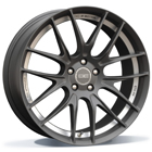 BE Wheels GTS-AV 8.50X19 5X112 ET45.0 NB66.5 Matt Gun