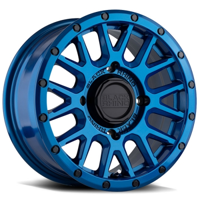 LA PAZ UTV BLUE W/BLACK BOLTS