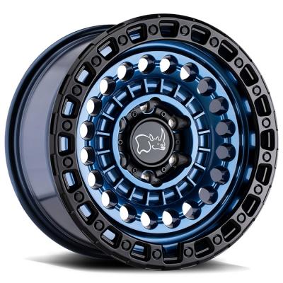 SENTINEL COBALT BLUE W/BLACK LIP EDGE
