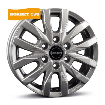 Borbet CW6 METAL GREY