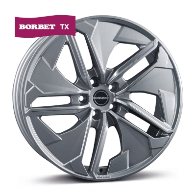 Borbet TX METAL GREY