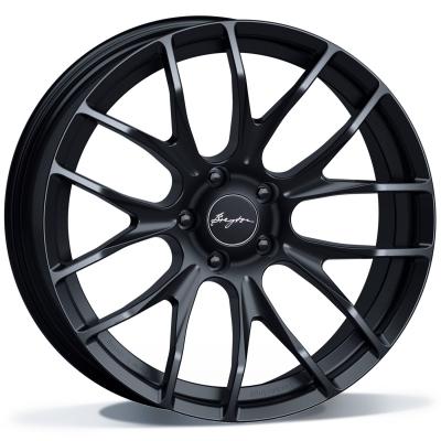 RACE GTS2 MATT BLACK