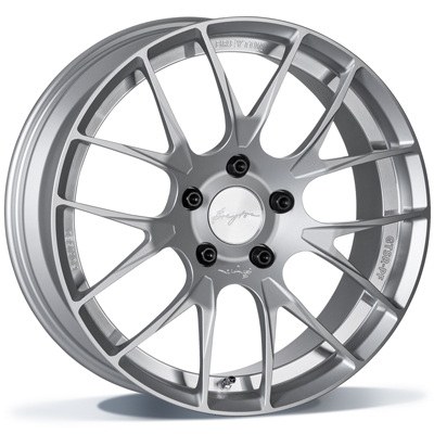 GTSR-PF SILVER ANODIZED (HC) * FORGED
