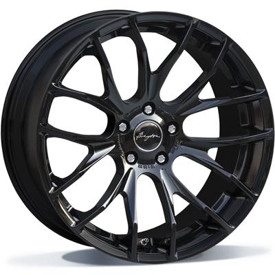 RACE GTS GLOSSY BLACK