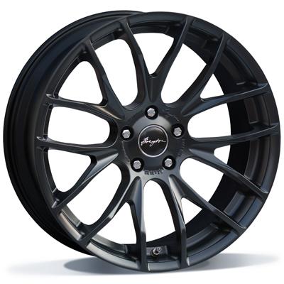RACE GTS MATT BLACK