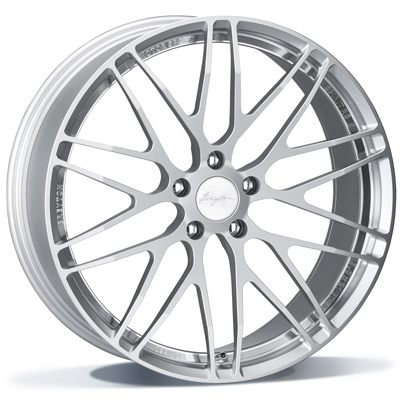 SPIRIT RS SILVER ANODIZED