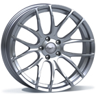 Breyton Race GTS2 8.50X19 5X120 ET40.0 NB72.5 BR1Hyper Silver