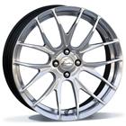 Breyton Race GTS-R 7.50X18 5X112 ET48.0 NB66.5 BR5Hyper Silver