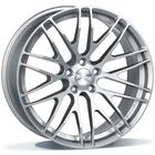 Breyton Spirit R 8.50X19 5X120 ET42.0 NB72.5 BR1Hyper Silver