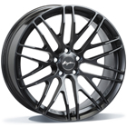 Breyton Spirit R 8.50X20 5X120 ET35.0 NB72.5 BR1Matt Black
