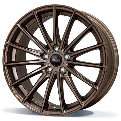 Brock B36 8.00X18 5X112 ET30.0 NB66.6 D3 Bronze Copper Matt (BCM)