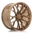 Concaver Wheels CVR1 9.50X22 Blanco ET14.0 NB74.1 Brushed Bronze