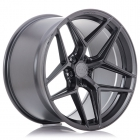Concaver Wheels CVR2 9.50X22 Blanco ET14.0 NB74.1 Carbon Graphite