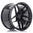 Concaver Wheels CVR3 9.50X22 Blanco ET14.0 NB74.1 Platinum Black