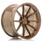 Concaver Wheels CVR4 9.50X22 Blanco ET14.0 NB74.1 Brushed Bronze