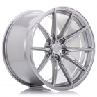 Concaver Wheels CVR4 9.50X22 Blanco ET14.0 NB74.1 Brushed Titanium