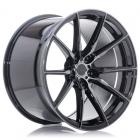 Concaver Wheels CVR4 9.50X22 Blanco ET14.0 NB74.1 Double Tinted Black