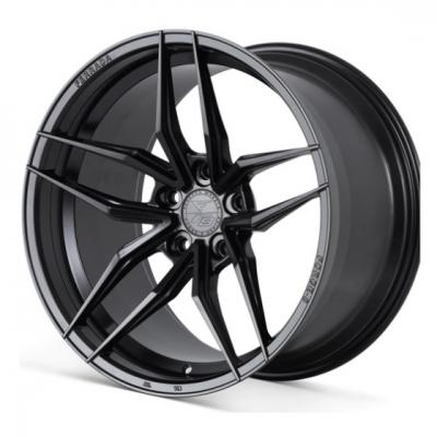 Ferrada by Wheelpoint F8-FR5 MATTE BLACK