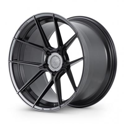 Ferrada by Wheelpoint F8-FR8 MATTE BLACK