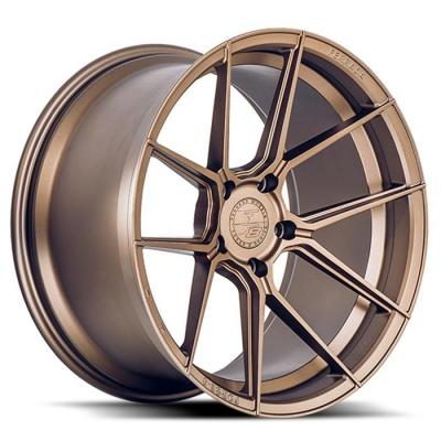 Ferrada by Wheelpoint F8-FR8 MATTE BRONZE