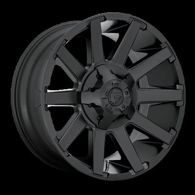FC437 MAVERICK SATIN BLACK