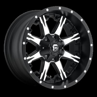 NUTZ (D541) BLACK MACHINED