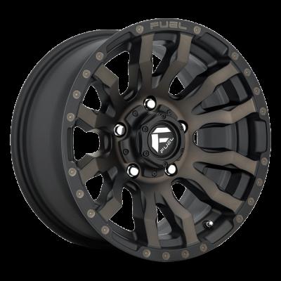 FC674 BLITZ MATTE BLACK DOUBLE DARK TINT