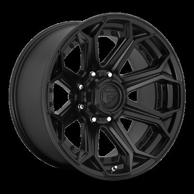 FC706 SIEGE MATTE BLACK