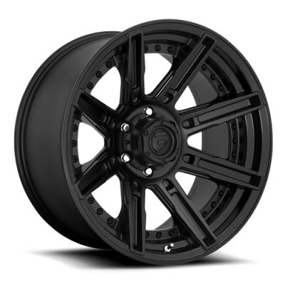 FC709 ROGUE MATTE BLACK