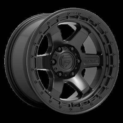 D750 BLOCK MATTE BLACK