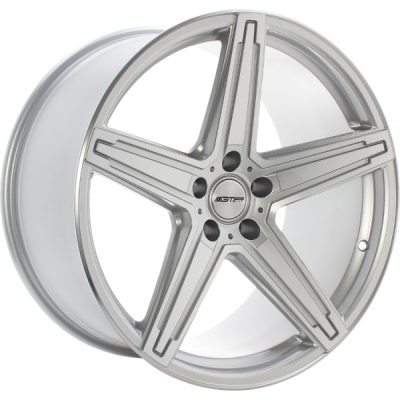 MK1 CONCAVE SILVER POLISHED
