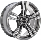 GMP REVEN 8.50X20 5X120 ET38.0 NB72.6 Anthracite polished