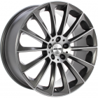 GMP STELLAR 9.00X22 5X120 ET35.0 NB64.1 Anthracite polished