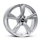 Inter-Tyre MIMAS 6.00X15 5X114 ET35.0 NB66.1 Zilver
