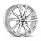 Inter-Tyre OBERON 5 7.00X17 5X114 ET55.0 NB56.1 Zilver