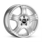 Inter-Tyre ULLAX 6.50X16 5X114 ET40.0 NB66.1 Zilver