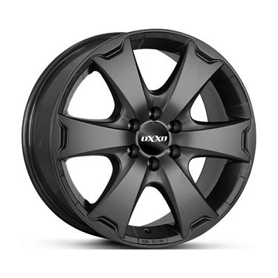 Inter-Tyre AVENTURA MAT ZWART