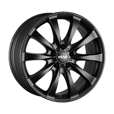 Inter-Tyre RACY ZWART GLANS