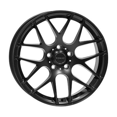Inter-Tyre RADIUM MAT ZWART