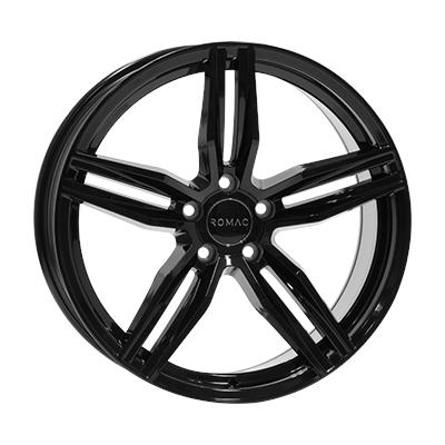 Inter-Tyre VENOM ZWART GLANS