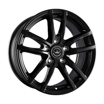 Inter-Tyre MW15 ZWART GLANS